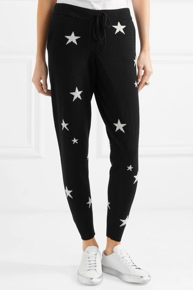 Chinti And Parker Star Sweatpants From Cashmere
