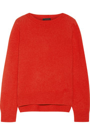 The Row Ellet wool and cashmere-blend sweater