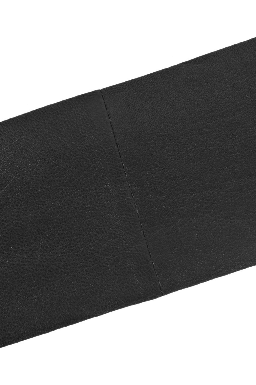 Vionnet Leather self-tie belt