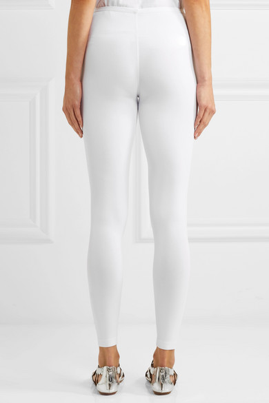 Alaïa Leggings aus Stretch-Strick