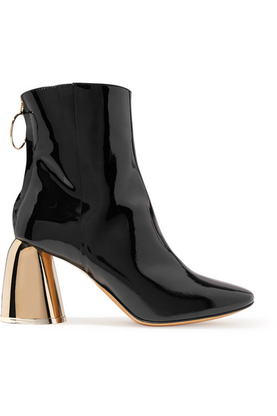 Ellery Ankle Boots Patent Leather From