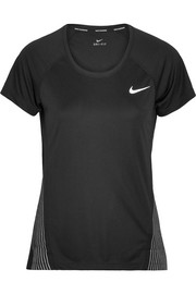 Nike Miler Flash Dri-FIT stretch T-shirt