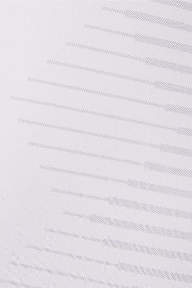 Nike Ice Flash Hyperwarm Oberteil aus Stretch-Material