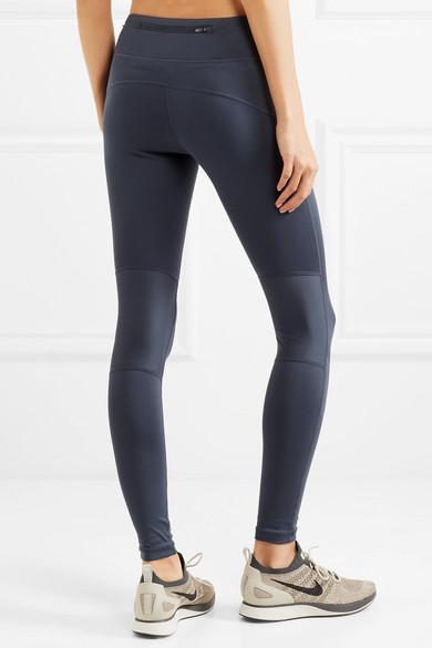 Nike Power Flash Leggings aus bedrucktem Dri-FIT-Stretch-Material mit Mesh-Einsätzen Billige Echte Pay Online Mit Visa-Verkauf Eastbay Günstig Online Spielraum Günstig Online Echt LACPV35m