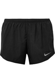 Tempo mesh-paneled shell shorts