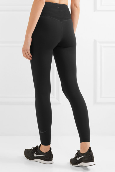 Nike Power Legendary Leggings aus Dri-FIT-Stretch-Material