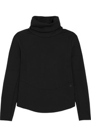 Nike Thermaflex stretch-jersey turtleneck top