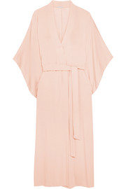 Colette stretch-modal jersey robe