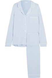 Stretch-modal jersey pajama set