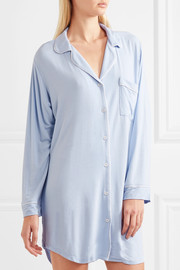 Eberjey Stretch-modal jersey nightdress
