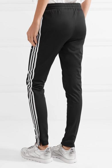 adidas Originals Superstar Jogginghose aus Stretch-Jersey mit Streifen