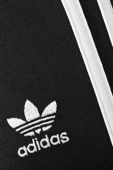 adidas Originals Leggings aus Stretch-Baumwolle mit Streifen Sneakernews Günstiger Preis vuT5zaTk