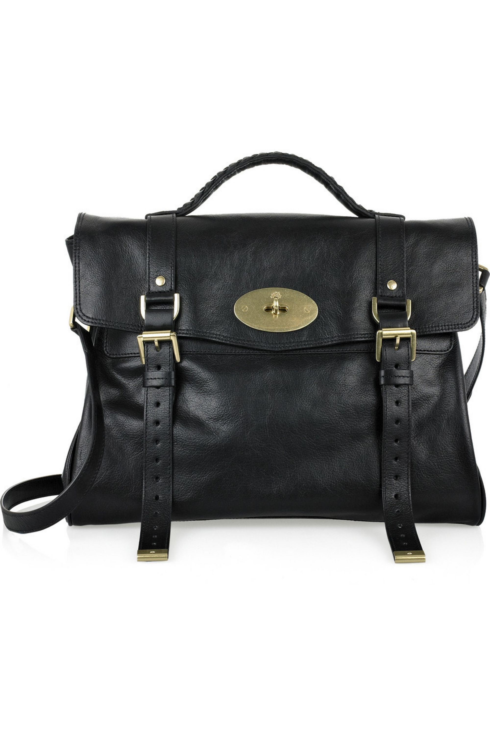 Mulberry The Oversized Alexa leather bag