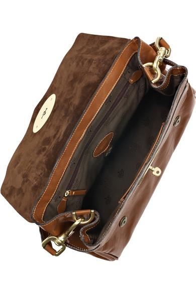 7c4eecdb90f1 Mulberry. The Alexa leather bag.  1