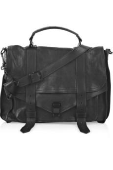 Proenza SchoulerPS1 Large leather satchel