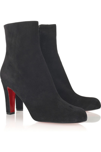 474c4aaaa5f Miss Tack 85 suede ankle boots
