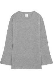 Beryl ribbed cashmere sweater