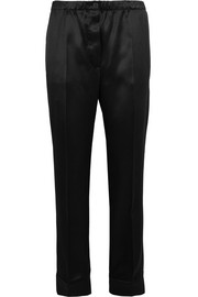 Prada Satin straight-leg pants