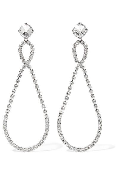 Miu Miu Crystal-embellished earrings lxcxqbFN