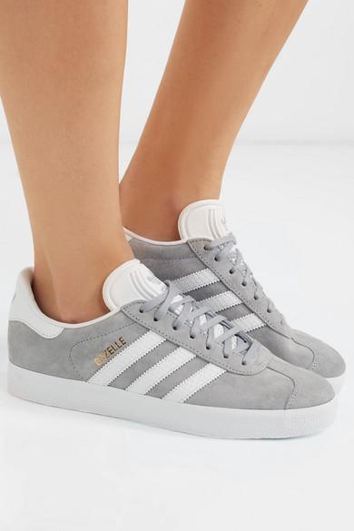 adidas gazelle gris daim