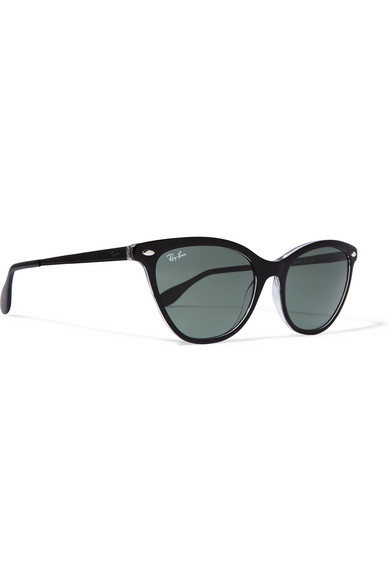3bbb3d7e7f Ray-Ban. Cat-eye acetate sunglasses