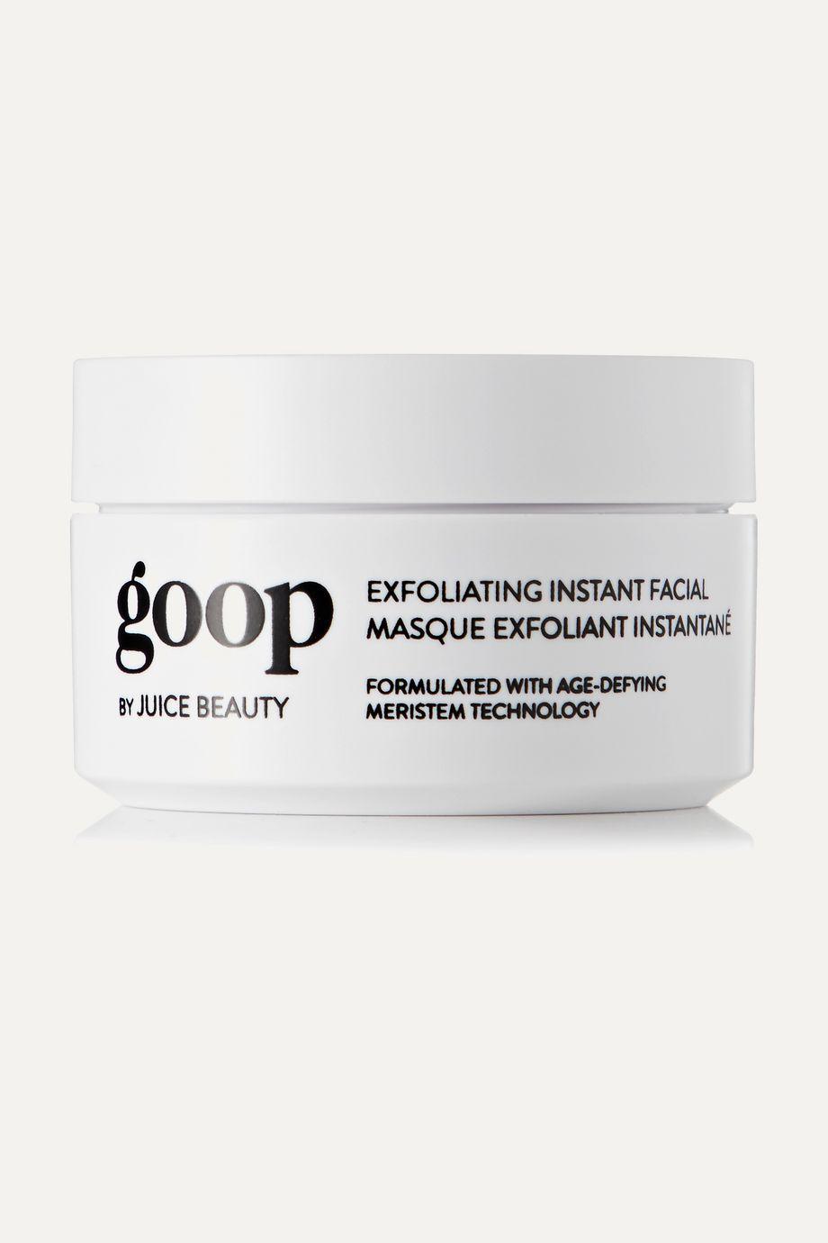goop Exfoliating Instant Facial, 50ml