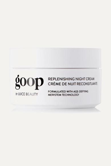 GOOP Replenishing Night Cream, 50Ml - Colorless