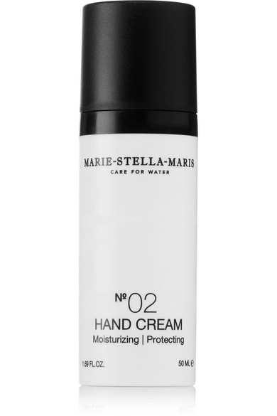 MARIE-STELLA-MARIS NO.02 MOISTURIZING AND PROTECTING HAND CREAM, 50 ML - COLORLESS