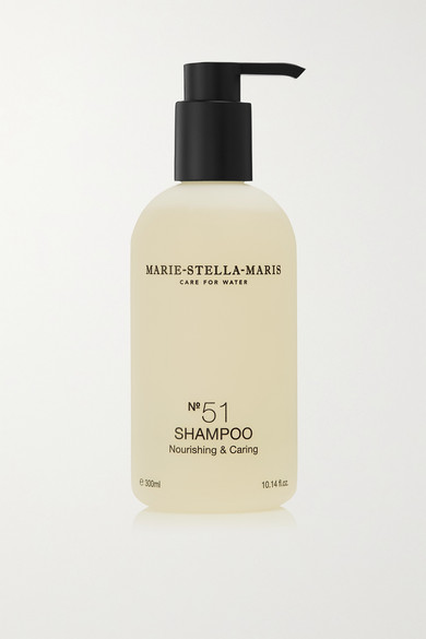 MARIE-STELLA-MARIS NO.51 NOURISHING AND CARING SHAMPOO, 300ML - COLORLESS
