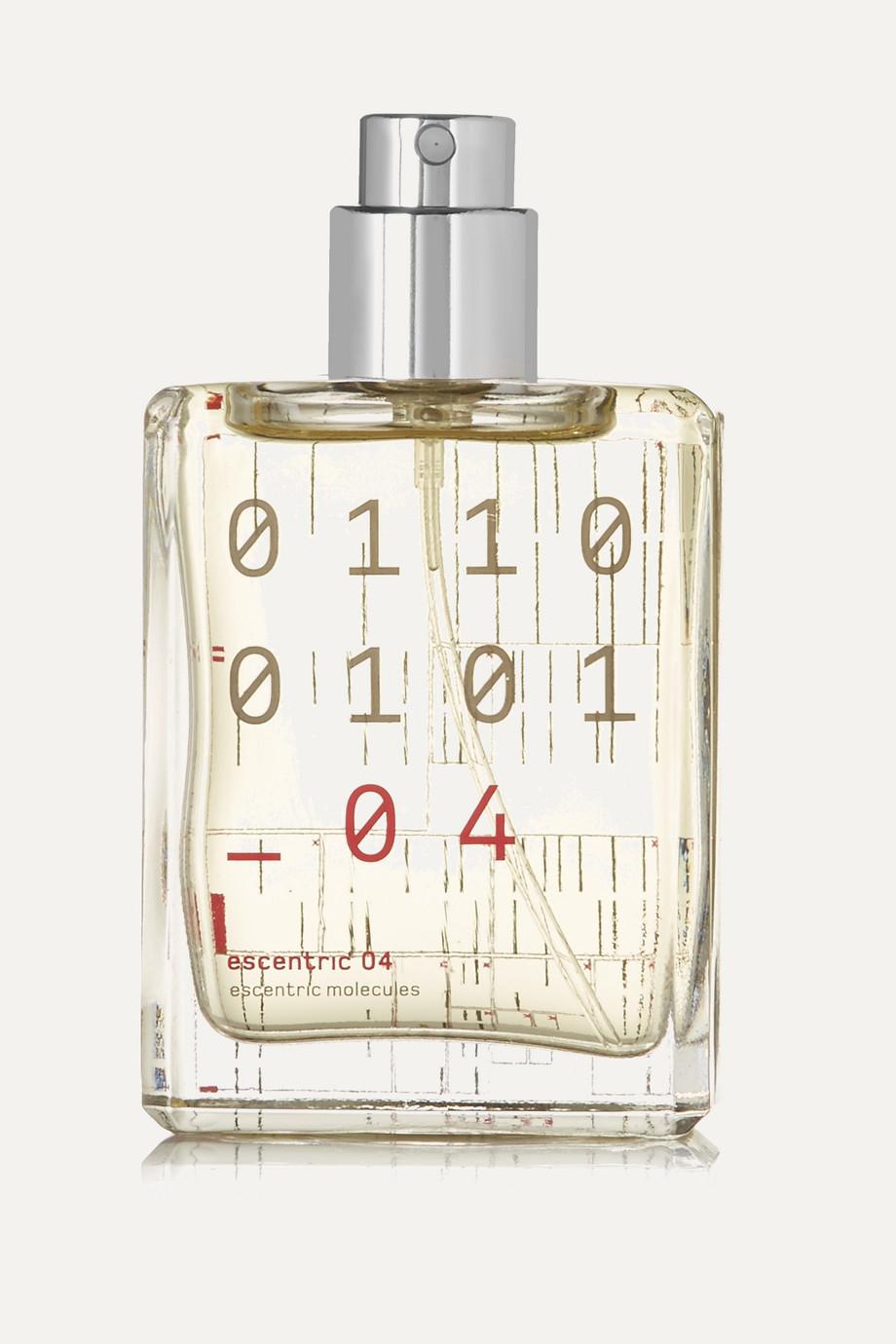 Escentric Molecules Escentric 04 – Javanol, Iris & Polysantol, 30 ml – Parfum
