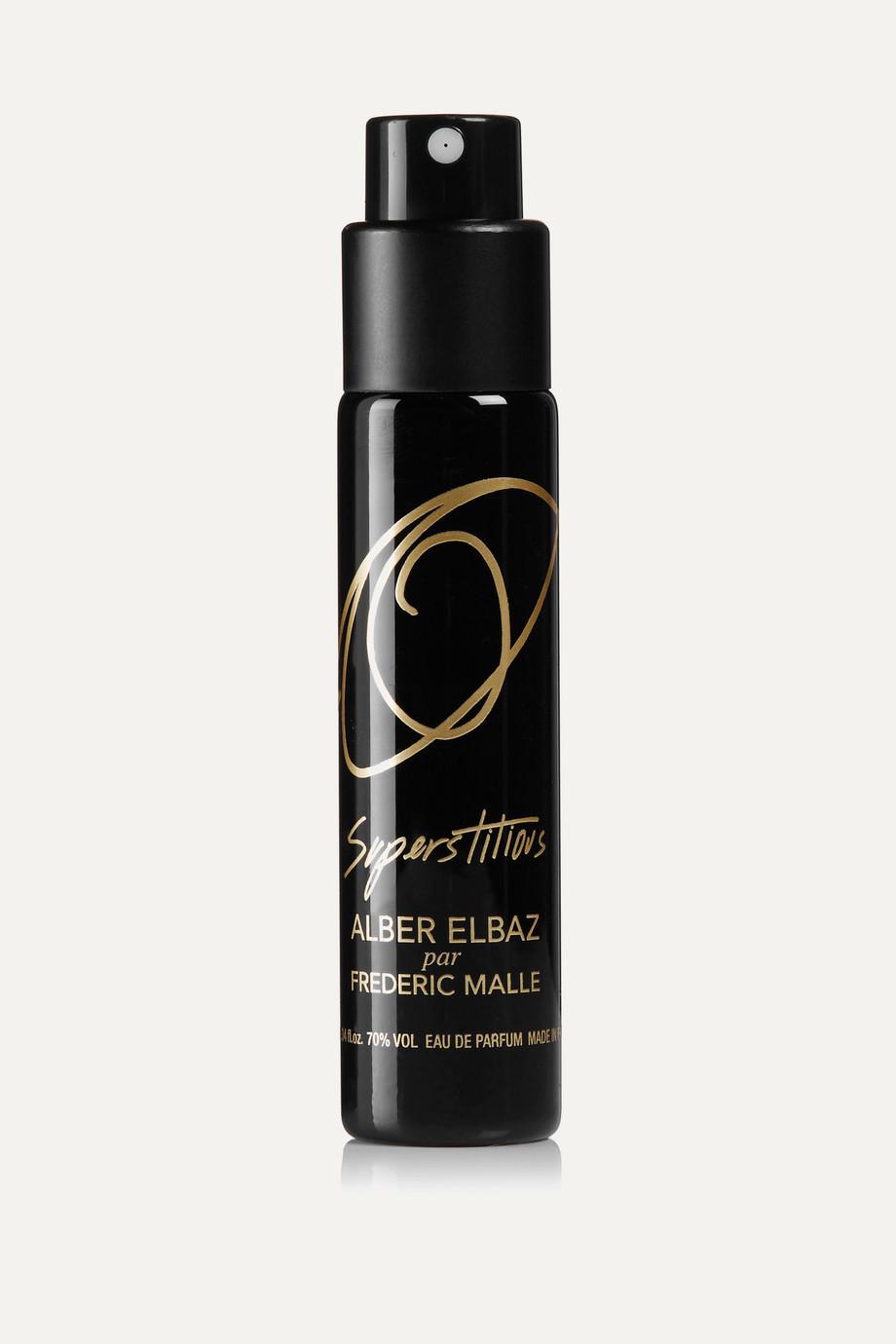 Frederic Malle Superstitious – Türkische Rose, Ägyptischer Jasmin & Aldehyd, 10 ml – Eau de Parfum