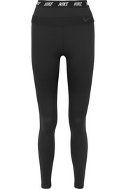 Zonal Strength Leggings aus Stretch-Jersey