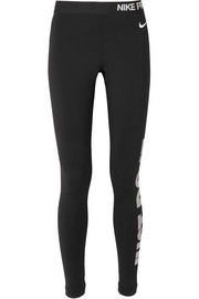 Legging en Dri-FIT stretch imprimé Pro Warm