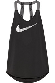 Nike Sparkle Elastika Dri-FIT stretch tank