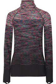 Nike Hyperwarm stretch turtleneck top