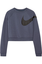 Nike Versa cropped Dri-FIT stretch top