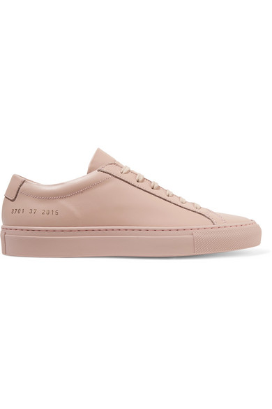 Original Achilles Leather Sneakers - Rose Size 11 in Blush