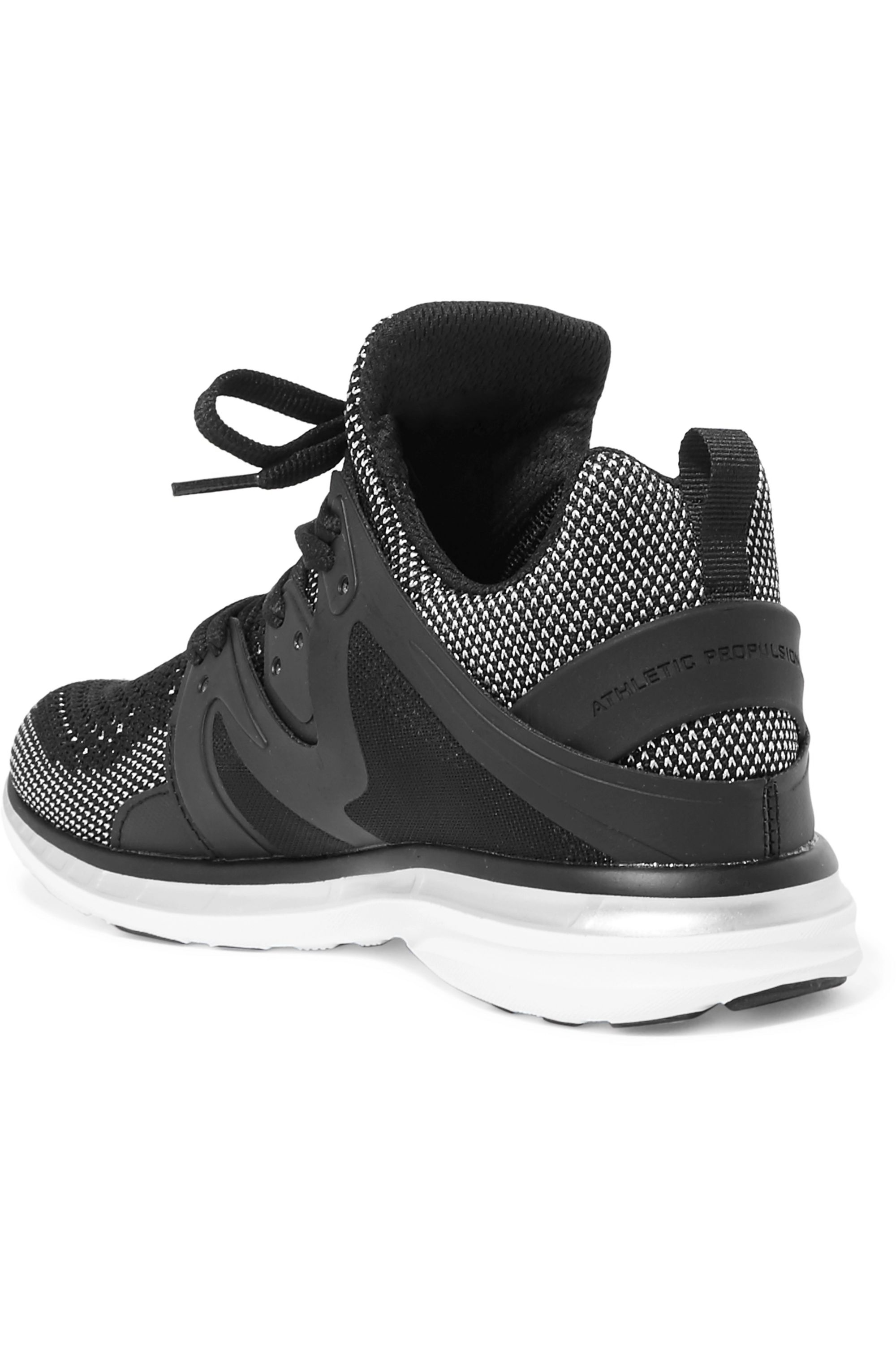 APL Athletic Propulsion Labs Ascend TechLoom mesh sneakers