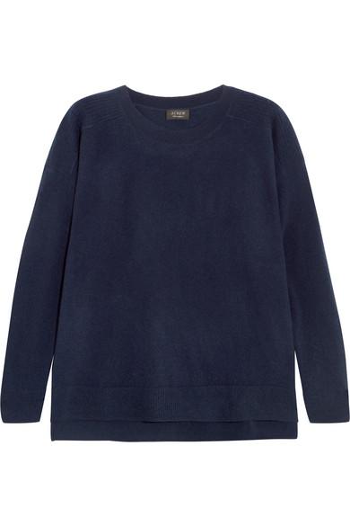J.Crew - Cashmere Sweater - Navy
