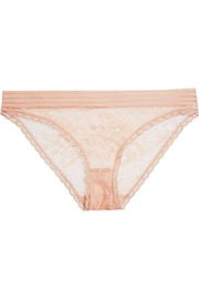 Stella McCartney Stella stretch-lace briefs