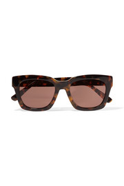 Alice square-frame acetate sunglasses