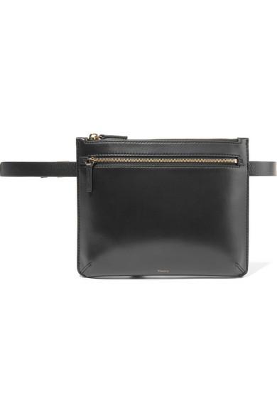 Theory Leather Belt Bag