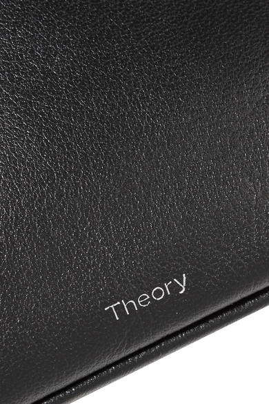 Theory Lederbeutel