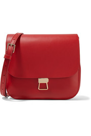 Perry leather shoulder bag