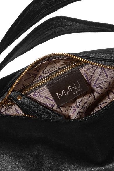 how to wear manu atelier fernweh clutch