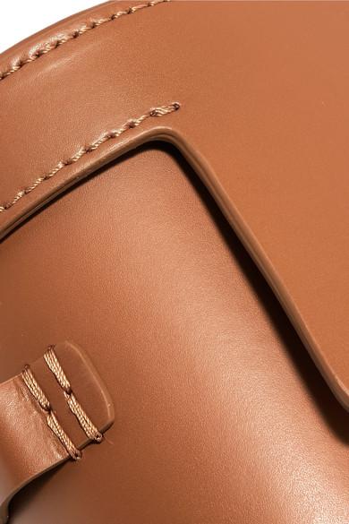 Nico Giani Frerea Schultertasche aus Leder