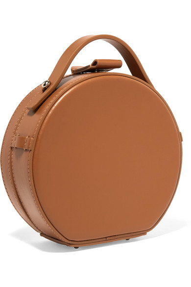 Nico Giani | Tunilla mini leather shoulder bag | NET-A-PORTER.COM