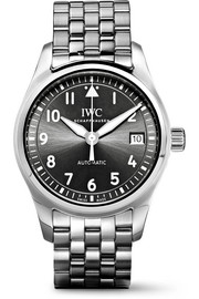 Pilot's Automatic 36 stainless steel watch