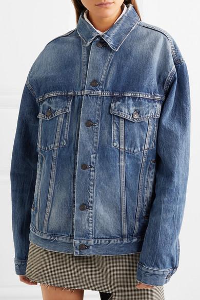 Swing Denim Jacket How To Wear A Cropped Denim Jacket For
