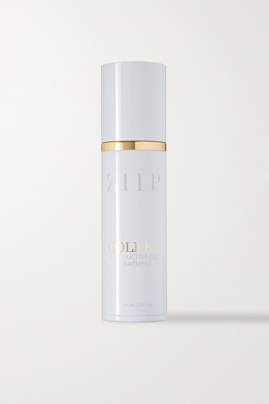 Ziip Beauty Golden Conductive Gel, 80ml